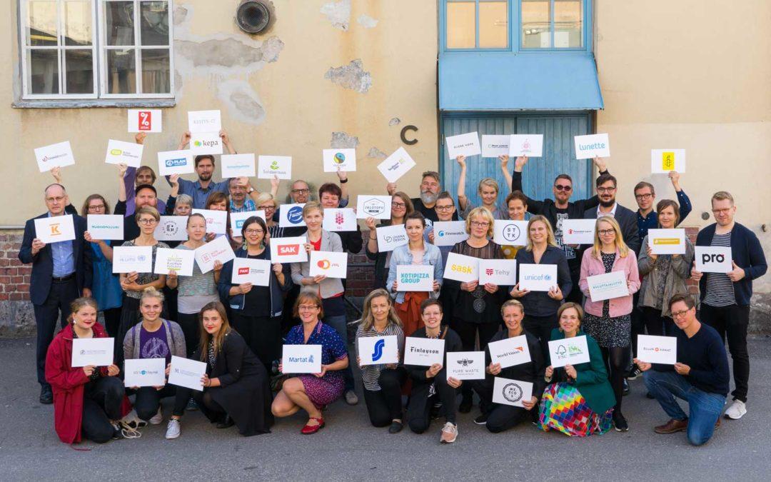 Nostetaan Suomi ihmisoikeuksien #Ykkösketjuun!