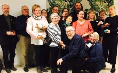 Setlementti Tampere palkitsi pitkäaikaiset vapaaehtoiset, työntekijät ja luottamushenkilöt