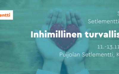 Syksyn 2020 Setlementtipäivät Kuopiossa 11.-13.11.202011/11/2020Kuopio