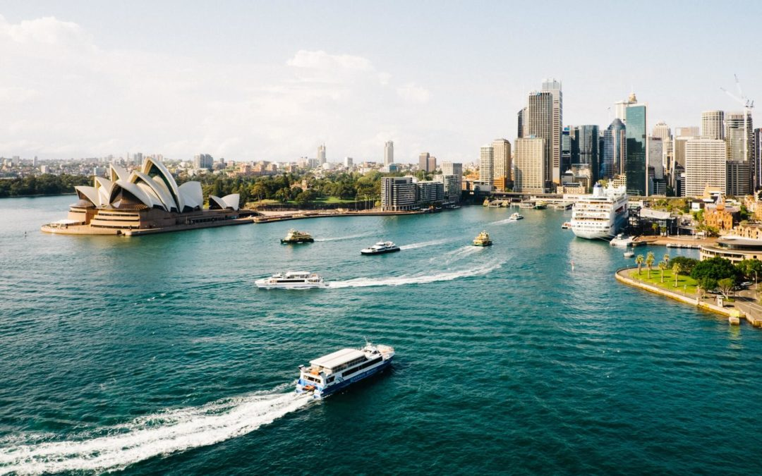 Kansainvälisen Setlementtiliiton konferenssi Sydneyssä 12.–14.8.2020