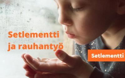 Setlementti ja rauhantyö – Suomalainen setlementtiliike rauhan edistäjänä03/06/2020Webinaari
